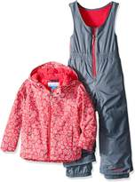 Columbia Little Girls' Toddler Frosty Slope Set