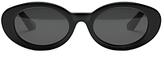 Elizabeth and James McKinley Round Sunglasses, 51mm