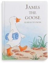 Jellycat 'James The Goose Learns To Swim' Board Book