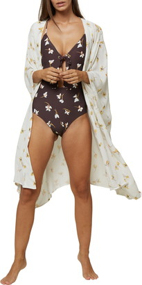 O'Neill Kimberly Kimono Coverup