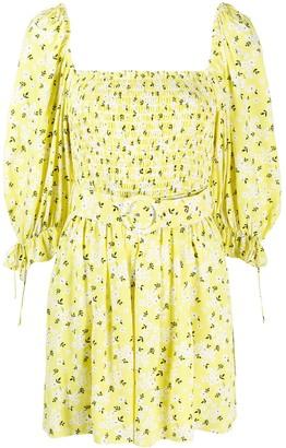 For Love & Lemons Chrysanthemum dress