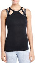 2xist Riviera Cut-Out Halter Tank