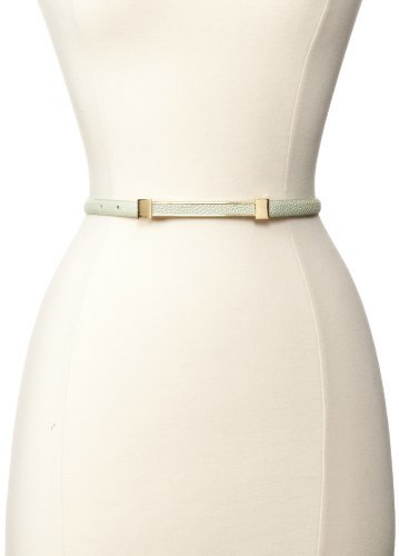 Vince Camuto Women's Leather Skinny Belt