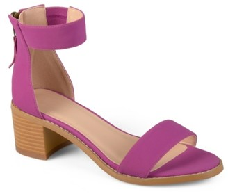 Journee Collection Percy Sandal