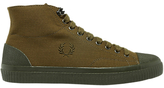 Fred Perry Hughes Hi-top Trainers