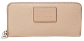 Marc by Marc Jacobs Ligero Slim Leather Zip Around Wallet
