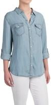 Jachs NY Haley Shirt - TENCEL®, Long Sleeve (For Women)