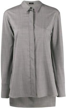 Joseph Concealed Placket Shirt