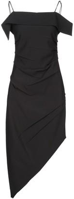 Helmut Lang Knee-length dresses