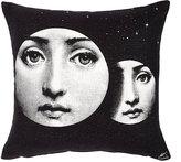 Fornasetti Eclissi Di Luna Pillow