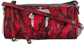 Paula Cademartori Barù Savage snakeskin crossbody bag