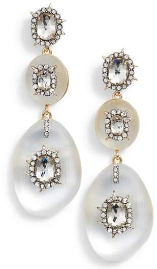 Alexis Bittar Lucite(R) Charm Drop Earrings