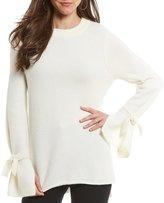 Antonio Melani Luna Tie Sleeve Sweater