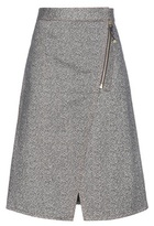 Acne Studios Panna Work Cotton Skirt