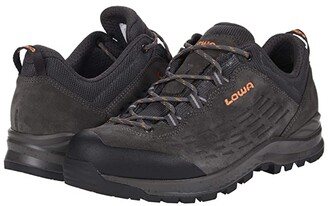 Lowa Explorer Lo (Anthracite/Coral) Women's Shoes