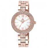 JLO by Jennifer Lopez JL-2916WMRG women's quartz wristwatch
