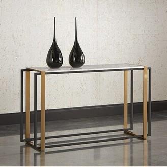 Brayden Studioâ® Wythe Marble Console Table Brayden StudioA
