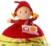 Haba Lilliputiens, Red Riding Hood Reversible Storybook Doll