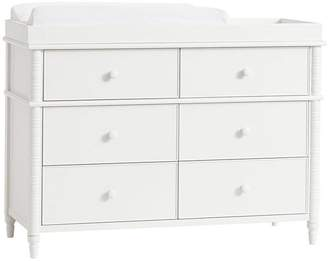 Pottery Barn Kids Elsie Dresser & Topper