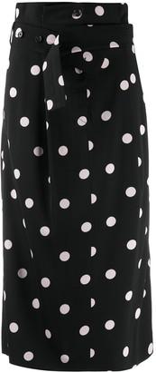 Paul Smith Polka Dot Skirt