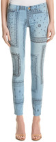 Blank NYC Web Glow Light Wash Skinny Leg