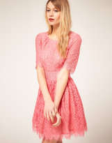 Lace Amelia Dress