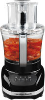 Hamilton Beach 12-Cup Big Mouth Duo Plus Food Processor