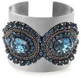 Forest of Chintz Jeweled Tulip Cuff