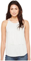 Roper 1134 Poly Rayon Knit Flowy Tank Top Women's Sleeveless