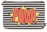 Sam Edelman Top-Zip Printed Pouch