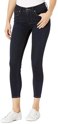 Lucky Brand Ava Skinny in Wallflower (Wallflower) Women's Jeans