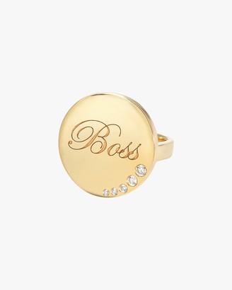 Dru Diamond 'Boss' Ring