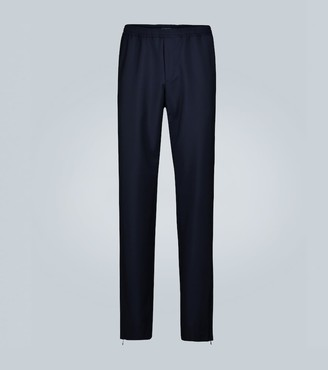 Valentino Exclusive to Mytheresa wool-mohair blend pants