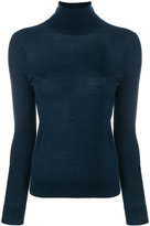 N.Peal superfine roll neck jumper