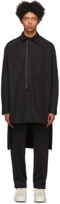 Y-3 Black Craft Long Shirt