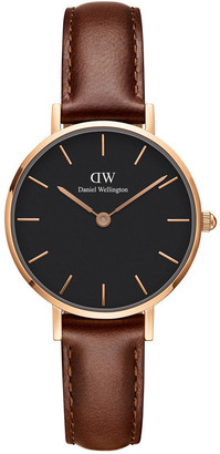 Daniel Wellington Petite St Mawes 28mm Rose Gold Watch