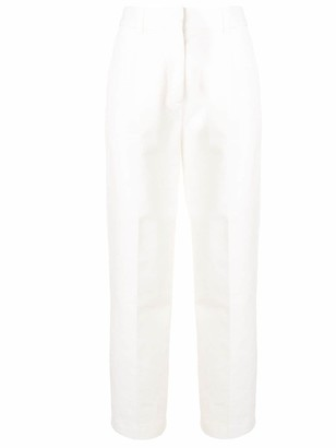 See by Chloe Tailored Cropped Chinos