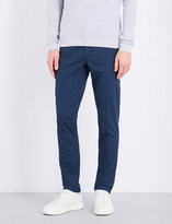 HUGO BOSS Slim-fit tapered chinos