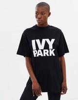 Ivy Park Programme Oversized Logo Tee