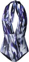 Mona - Marilyn swimsuit - women - Polyester/Spandex/Elastane - S