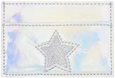 Accessorize Glitter Star Card Holder