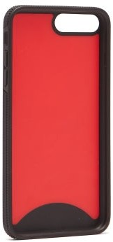 Christian Louboutin Loubiphone Sneakers Iphone 7+ & 8+ Phone Case - Black Red