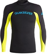 Quiksilver Men's Performer Long Sleeve Surf Tee Rashguard