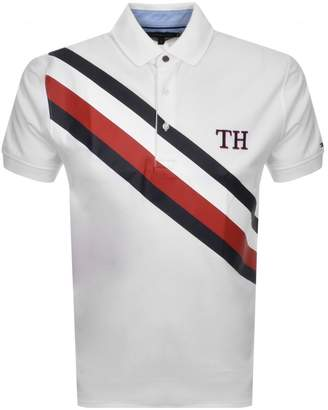 Tommy Hilfiger Polo T Shirt White
