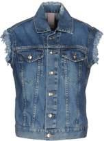 (+) People + PEOPLE Denim outerwear - Item 42597545