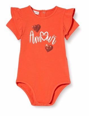Brums Baby Girls' Body Jersey Stretch Bodysuit