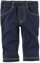 Carter's French Terry Denim Pants