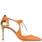 Jimmy Choo Vanessa 85 pumps - women - Leather - 40