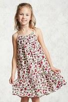 Forever 21 FOREVER 21+ Girls Floral Print Dress (Kids)