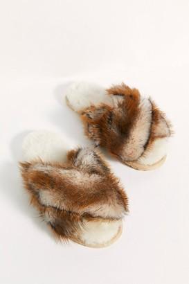 Emu Mayberry Lava Slippers